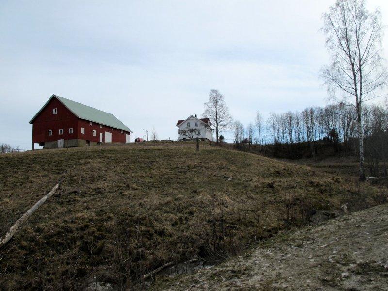 Gården Ner Uller i ytre Rælingen.