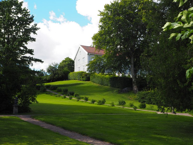Ekeberg gård.